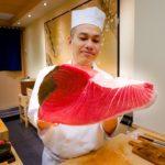 Sushi Omakase in Bangkok – TUNA BELLY Japanese Food at Umi Gaysorn in Thailand!