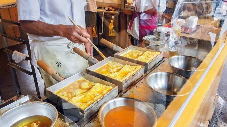 TAMAGOYAKI Japan Omelette 玉子焼き – Japanese Street Food