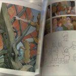THE ART OF NAUSICAA – Hayao MiYazaki /Japanese Anime Ghibli Illustrations Book