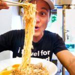Tokyo Ramen Tour – 3 Unique Bowls of JAPANESE NOODLES | Best of Tokyo Food Tour!