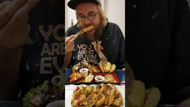 Trying Japanese food Part 2