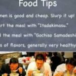 Useful Japanese Culture Tips