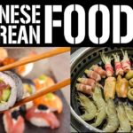 Very DELICIOUS JAPANESE and KOREAN FOOD – Ramen, Sushi, Tempura, Kimchi at SAMBOKOJIN SM South Mall