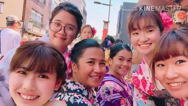 2017 SPSPS-Seisen Japanese Culture and Language Program 清泉女子大学