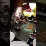 Benehanas Japanese food