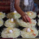 Best Japanese food || okonomiyaki