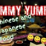 CHINESE AND JAPANESE FOOD MUKBANG – YUMMY YUMMY RESTAURANT | bersolosulague
