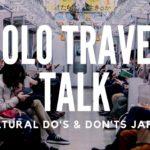 Cultural Dos and Don'ts Japan