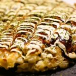 "Easy&tasty Japanese cooking!Japanese cuisine ""OKONOMIYAKI"""