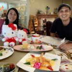Eating Hello Kitty | Luxury Japanese Cuisine