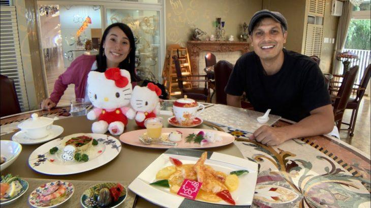 Eating Hello Kitty | Luxury Japanese Cuisine