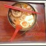 """First time cook japanese Food """"Tomyumkung Ramen"""""""
