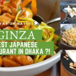 Ginza | Best Japanese Food in Dhaka | Authentic Japanese Restaurant in Dhaka | Food Vlog# 07