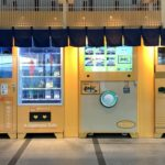 Gourmet Japanese Food Vending Machine