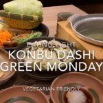 Green Monday   Japanese Hotpot   Shio Konbu Cabbage Salad   Eating Light