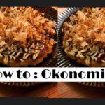 HOW TO MAKE OKONOMIYAKI (aka JAPANESE PIZZA) | お好み焼き| JAPAN | Street Food |