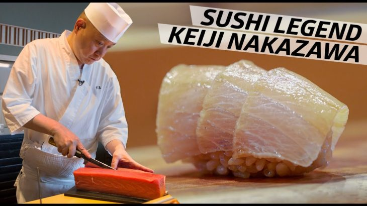 How Master Sushi Chef Keiji Nakazawa Built the Ultimate Sushi Team — Omakase
