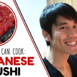 How To Make Sushi For Beginners – Learning Japanese through Cooking Japanese Food