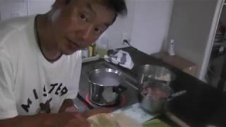 How to make Northern style Chinese Dumplings living in Japan