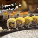 I Tried Japanese Food for the First Time!! | Nobu 7, Banani | Khudalagse #foodvlog
