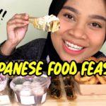 JAPANESE FOOD FEAST | Eating Show MALAYSIA