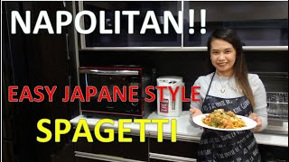 【JAPANESE RECIPE】NAPOLITAN SPAGETTI 【ROSE CHANNEL】