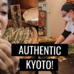 Japan KYOTO STREET FOOD TOUR  | 11 TOP FOODS of NISHIKI MARKET TOUR