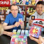 Japan expo quiz Jeu de société anime manga jeux vidéo jankenpon avec mes neveux en famille Partie #2