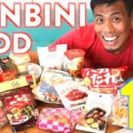 Japanese Convenience Store Must Eat Foods