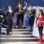 Japanese Culture Homework-Before Zordon-History of Pre-Power Rangers Super Sentai