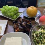 Japanese Dinner Mukbang | Featuring Food from Satoshi's Hometown
