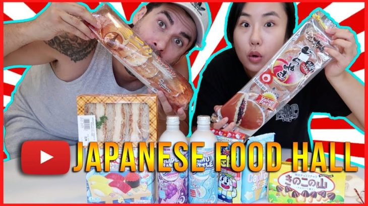 Japanese Food Haul: Trying New Things!
