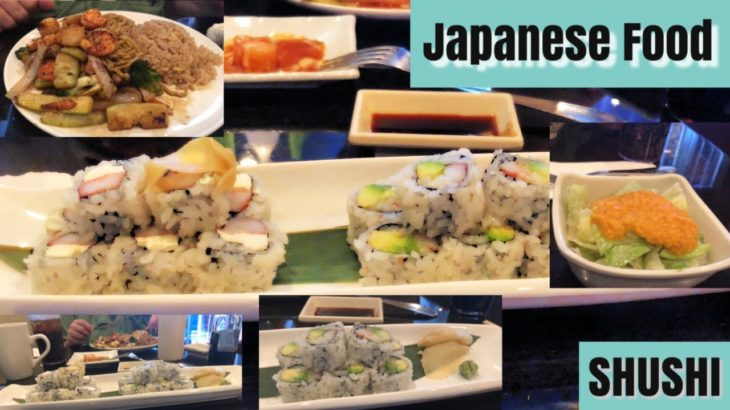 Japanese Food | Japanese Restaurant | California and Philadelphia Rolls