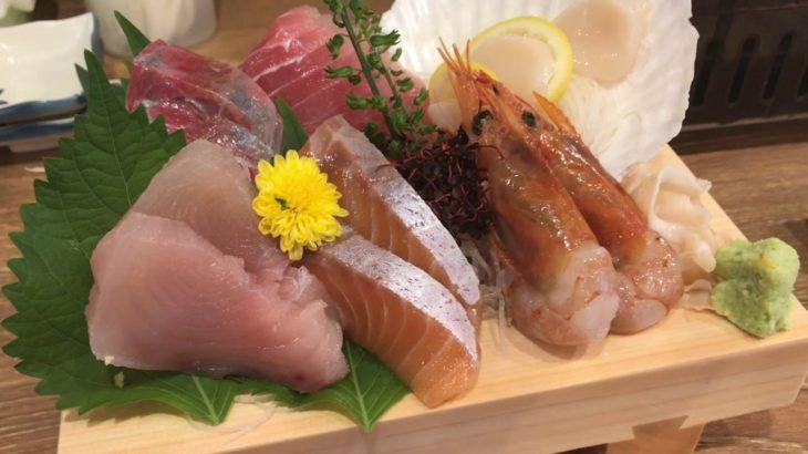 Japanese Food SASHIMI [HowTo] Ueno Tokyo Japan