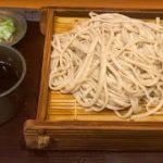 Japanese Food SOBA(soba noodles) [HowTo] Shibuya Tokyo Japan