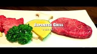 "Japanese Food ""YAKINIKU"" NAGOYA"