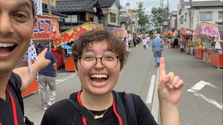 Japanese Street Food Festival Eating Binge | Katakai