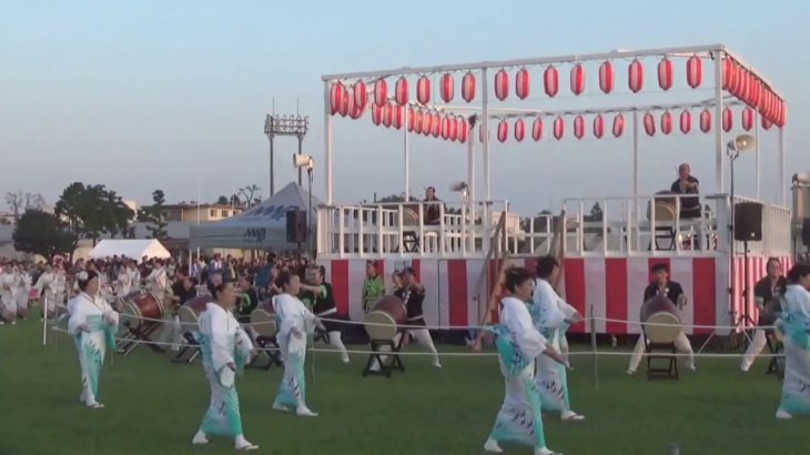 【Japanese culture】Japan-US Friendship American Festival & Bon Odori