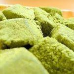 "Japanese food Mochi sweets ""Warabi mochi"" (ASMR)"