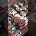 Japanese food in supermarket – Japan