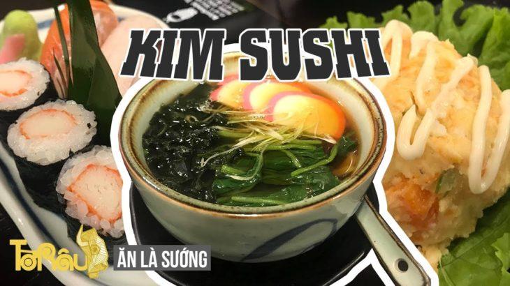 KIM SUSHI Japanese Food & VIVIENNE Cafe Restaurant