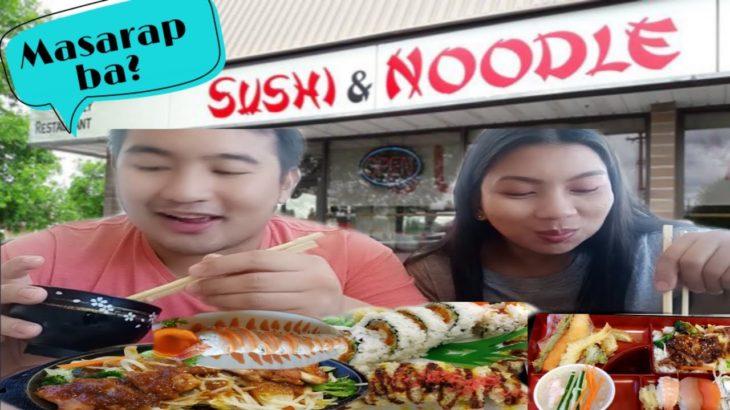 KUMAIN LANG KAMI | JAPANESE FOOD | HAPPY BIRTHDAY KEVIN