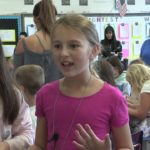 Kadena Middle School Japanese Culture Workshop