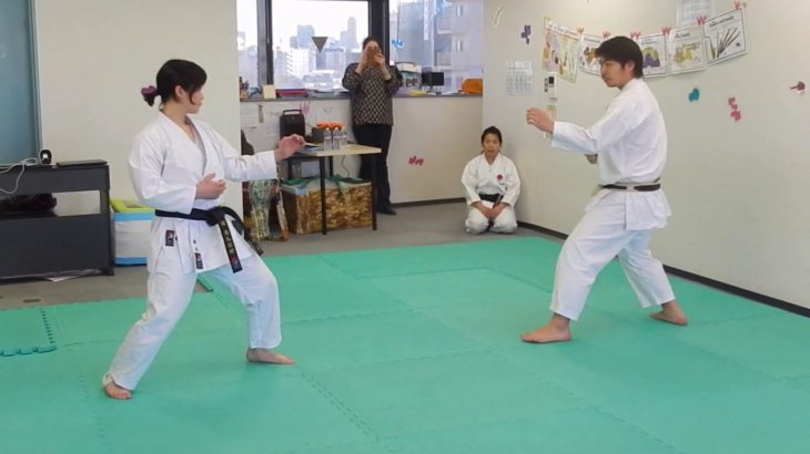Karate Demo – Japanese Culture Day,  2017-02-03