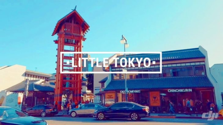 LITTLE TOKYO ⛩ JAPANESE VILLAGE PLAZA 🇯🇵 LOS ANGELES CALIFORNIA VLOG TOUR 2019
