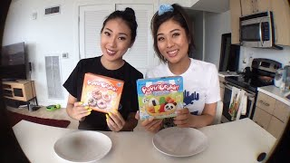 LIVE SMOKE SESH: MAKING MINI JAPANESE FOOD