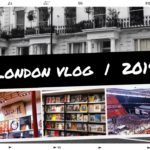 LONDON 2019 / Spice Girls concert, japanese food + shopping