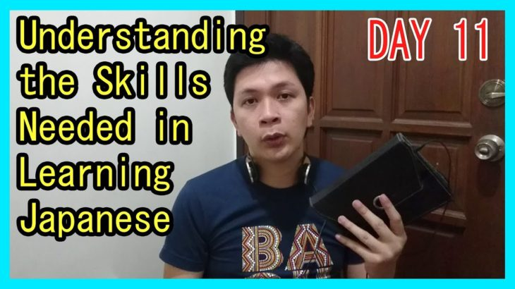 Learning How To Speak Japanese in 2019 | 30-Day Language Challenge | Day 11