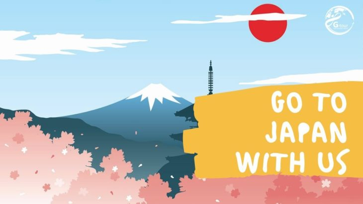 Let's Go to Japan!