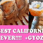 Matsunoya Japanese Restaurant | The Best California Roll Ever!!